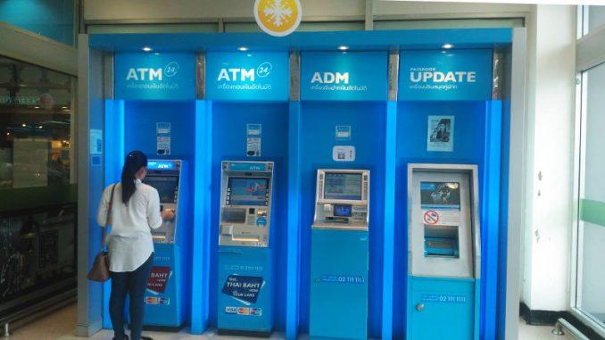 ATM Machines Thailand