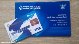 Bank Account in Thailand