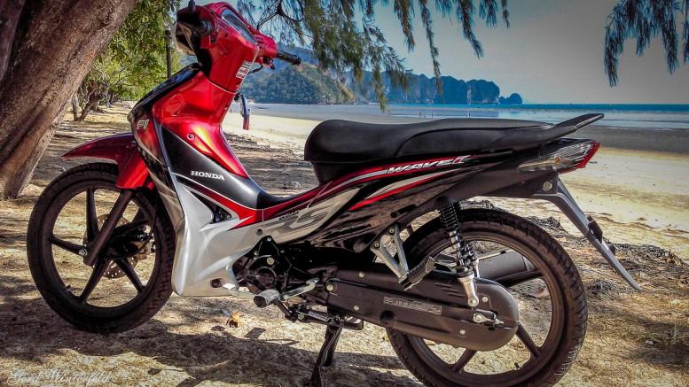 Honda Wave 110 Fi