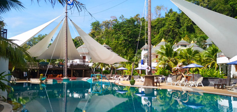 Hotels in Thailand | Krabi Resort, Ao Nang Beach Krabi