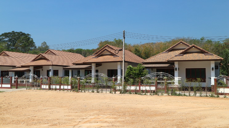 Houses for rent in Thailand