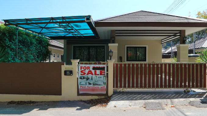 House for sale inThailand