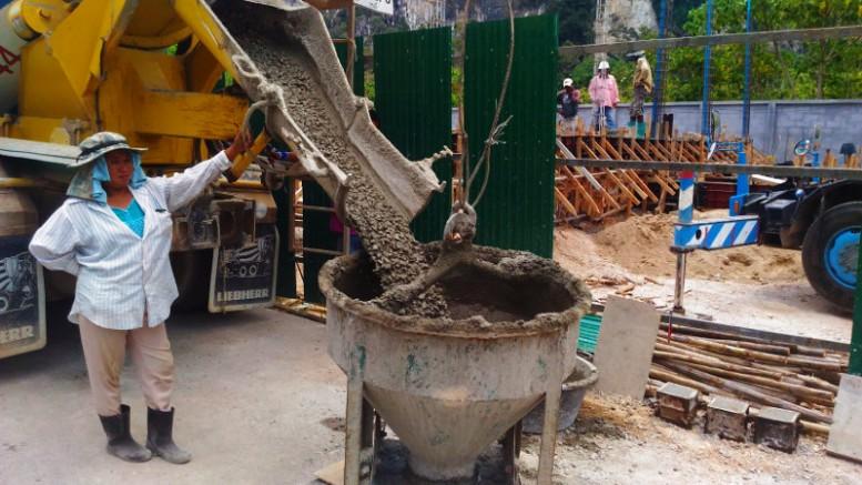 Job in Thailand