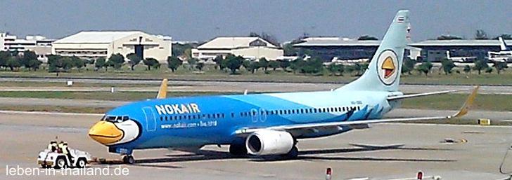 Nok Air Boeing 737