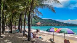 Phuket Beach, Retire in Thailand, Living in Thailand