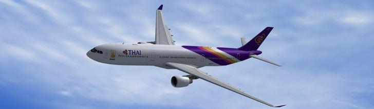 Thai Airways Airbus A330